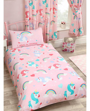 I BELIEVE IN UNICORNS BEDDING SET